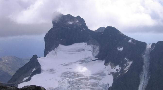 Vestre Austanbotntind 2100 moh