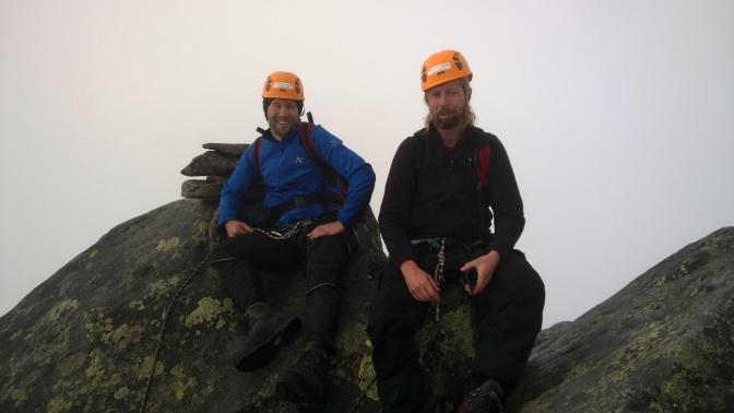 Storen – Store Skagastølstind 2405 moh